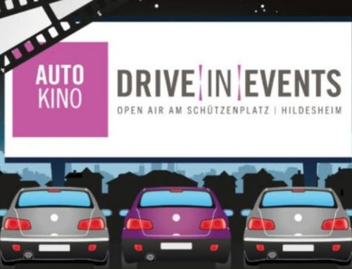 Drive-in cinema and open-air events