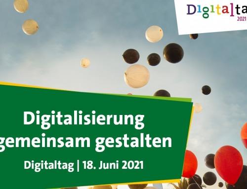 Wir sind dabei – Digitaltag 2021