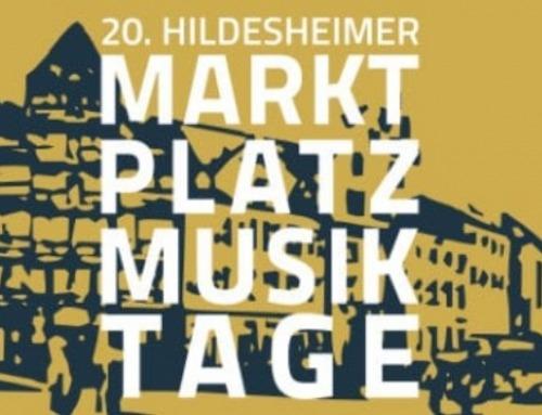 20. Hildesheimer Marktplatzmusiktage ab 2. Juli 2021